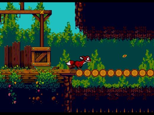 Tanglewood – nová hra pro Mega Drive na Steamu