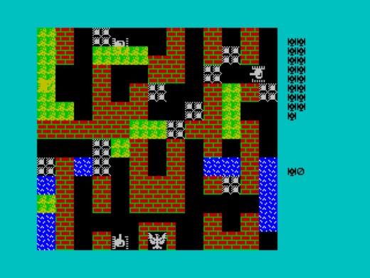 TANK-1990, tančíky pro ZX Spectrum
