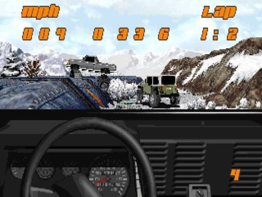 Hráli jste: Test Drive Off-Road?