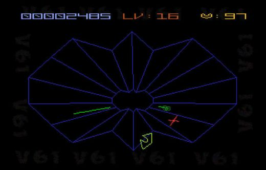 Tempest Elite, novinka pro osmibity Atari