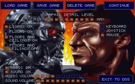 FPS deník: Terminator Rampage