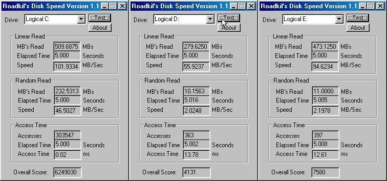 ES-ES-DÉ, jak to jde? (Windows 98)