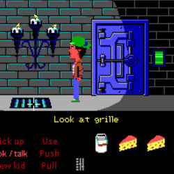 The Castle, adventura pro fandy Maniac Mansion a Thimbleweed Park