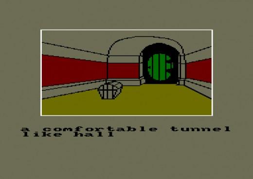 The Hobbit: textovka z let osmdesátých