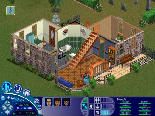 Hráli jste: The Sims?
