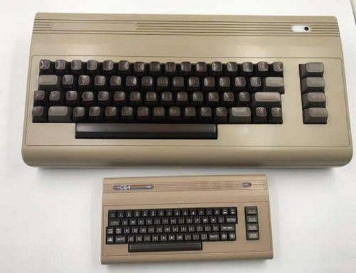 THEC64: C64 Mini MAXimalizuje