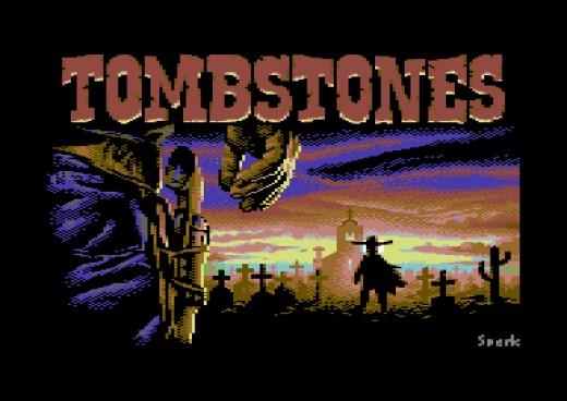 Tombstones – Kdo si troufá? Mano a mano? (C64)