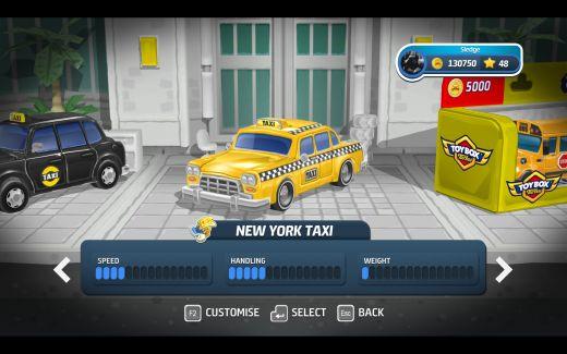 Herní TIP: Toybox Turbos