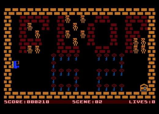 Train 2, vlaková nálož pro osmibity Atari