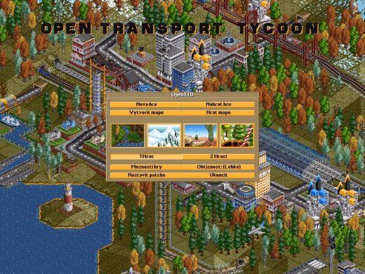 OpenTTD - Transport Tycoon