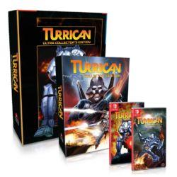 Turrican znovu v prodeji, od PS4 po cartridge pro Segu