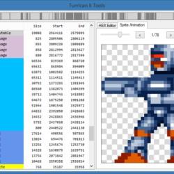 Rozeberte DOSový Turrican II pomocí turrican2tools