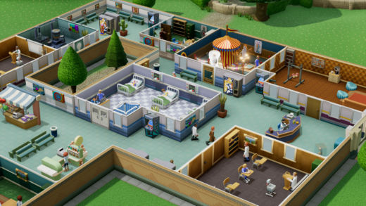 Vyšla Theme Hospital pro 21. století – Two Point Hospital