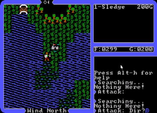 Testujte RPG klasiky Ultima IV a Ultima VI ve vývojové verzi ScummVM