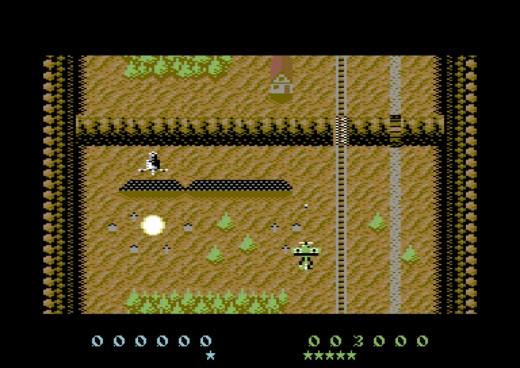 Valkyrie 3, The Night Witch – nová střílečka pro C64