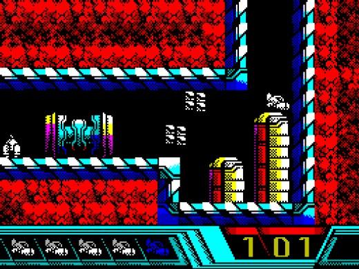 Vallation, novinka pro ZX Spectrum