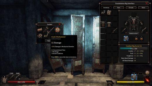 Vaporum, krokovací steampunkový dungeon