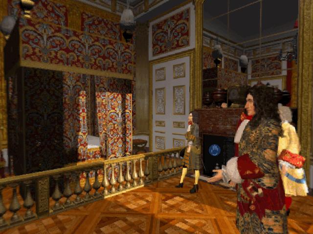 ScummVM přidává podporu pro Versailles 1685