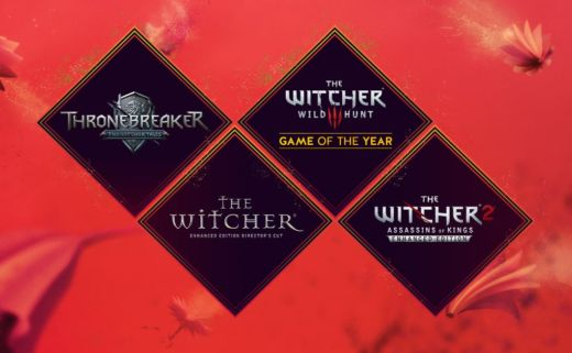 The Witcher Goodies Collection zdarma na GOG