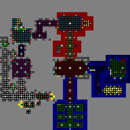 Rychlosoutěž – tvorba Wolf3D levelu