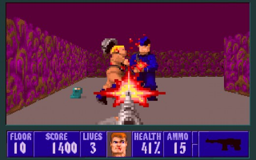 FPS deník: Wolfenstein 3D
