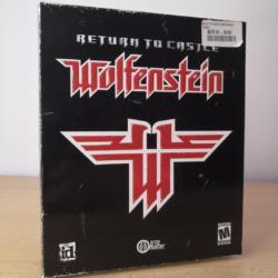 Vyhlášení výsledků soutěže o big box Return to Castle Wolfenstein