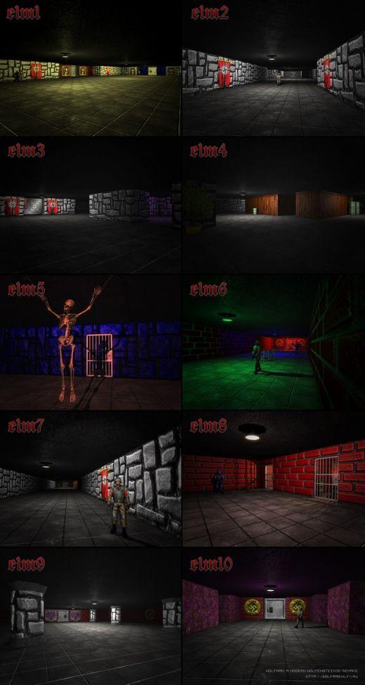 Wolfram, Wolfenstein 3D remake v moderním enginu