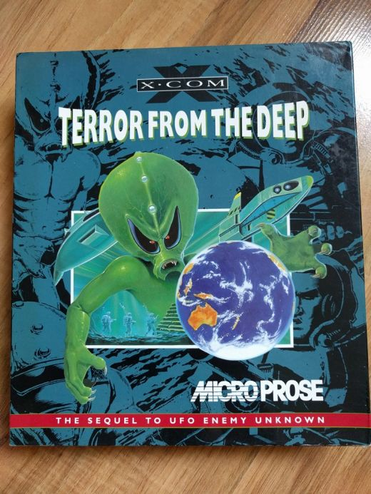 Krabice: X-COM Terror from the Deep