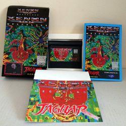 Xenon 2 Megablast pro Atari Jaguar