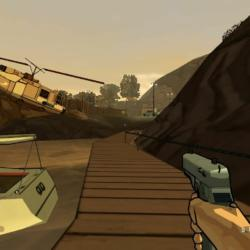 FPS akce XIII zdarma na GOG