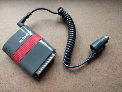 Globalyst 510 a síťová karta do paralelního portu (Xircom PE3)