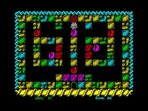 Yanga+, logická novinka pro ZX Spectrum