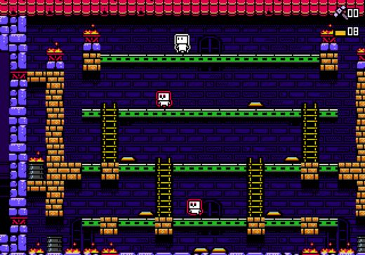 Yazzie, nová plošinovka pro SEGA Mega Drive