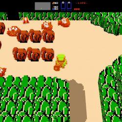 Zelda 30 Year Tribute, Zelda v prohlížeči a voxelovém enginu