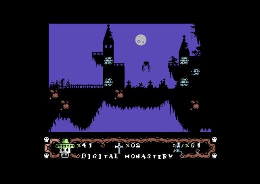 Zombie Calavera Prologue, novinka pro Commodore 64