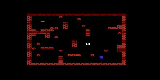 Exit Plan Z II (Channel Z), roguelike zombie zdrhačka pro VIC-20