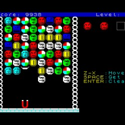 ZoomBlox, logická novinka pro ZX Spectrum
