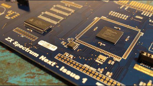 A je konec! Kickstarterová kampaň ZX Spectrum Next vybrala 723 390 liber
