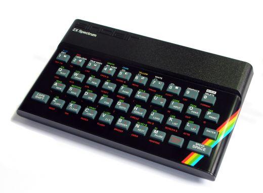 ZX Spectrum slaví 30. narozeniny