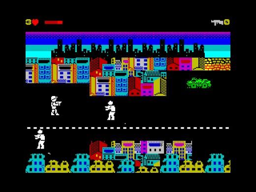 ZXombies: Dead Flesh, záhrobníci pro ZX Spectrum